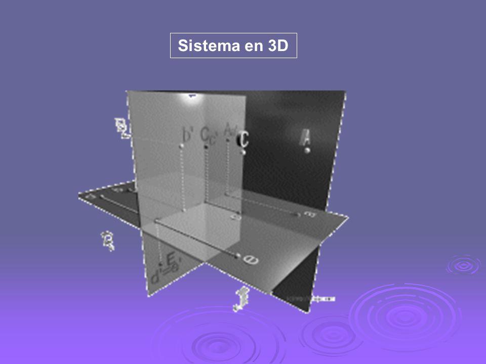 Sistema en 3D