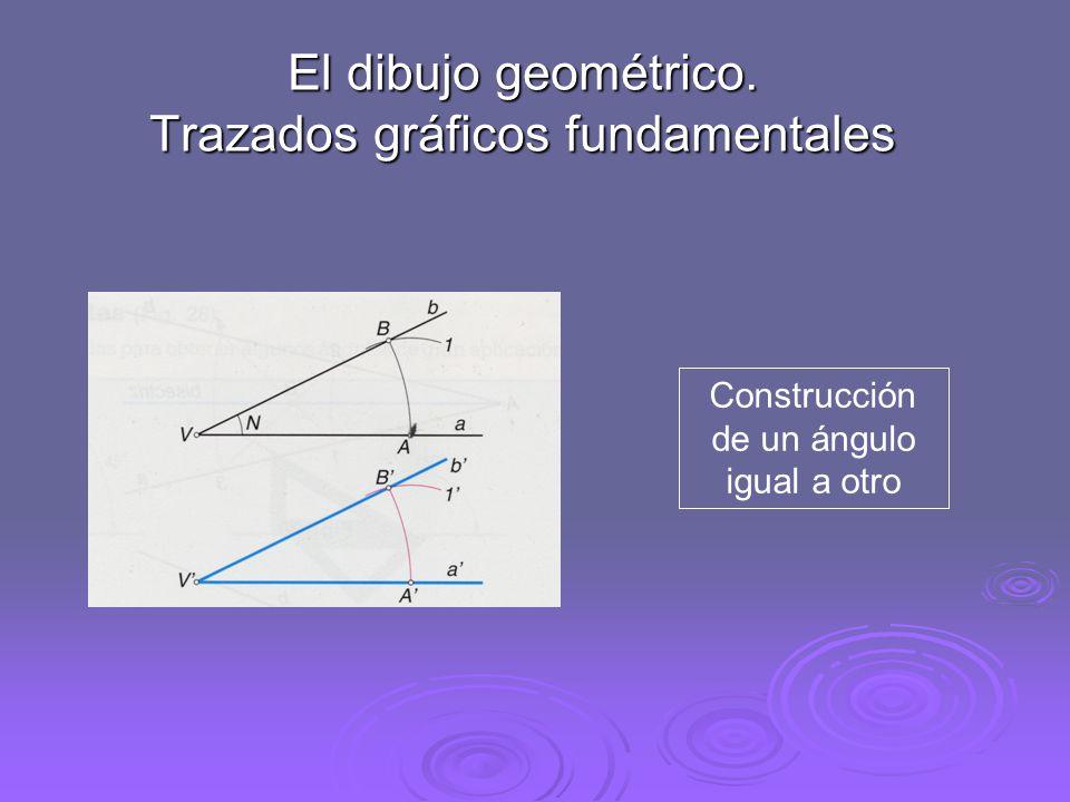 Trazados gráficos fundamentales