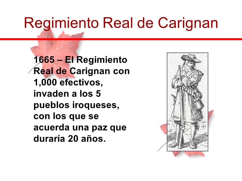 Regimiento Real de Carignan