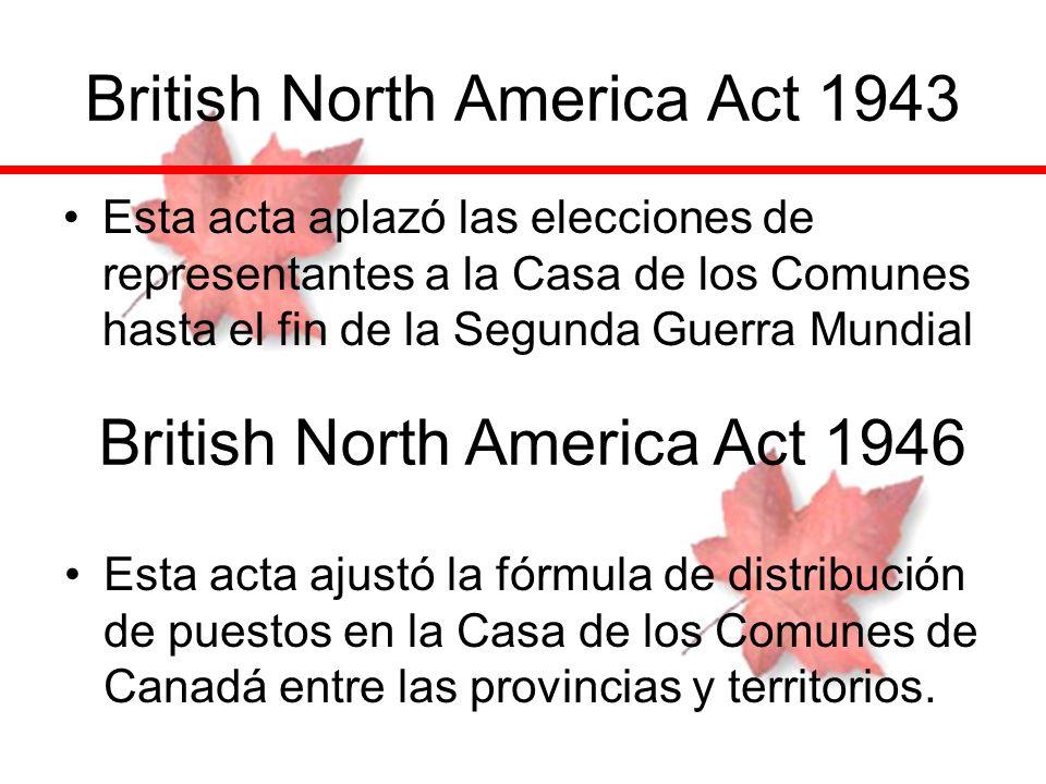 British North America Act 1943