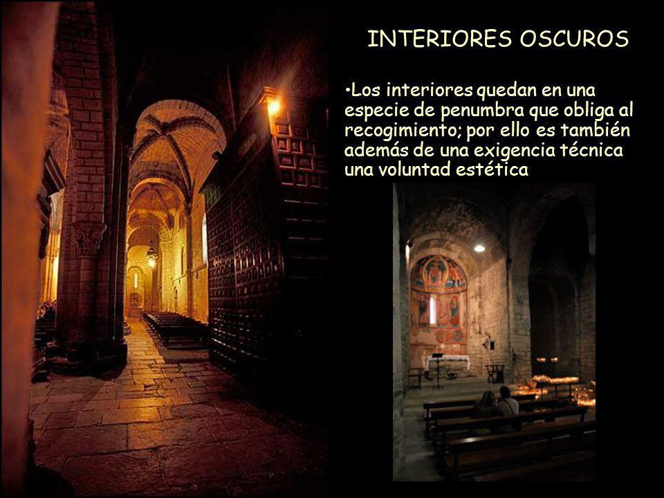 INTERIORES OSCUROS