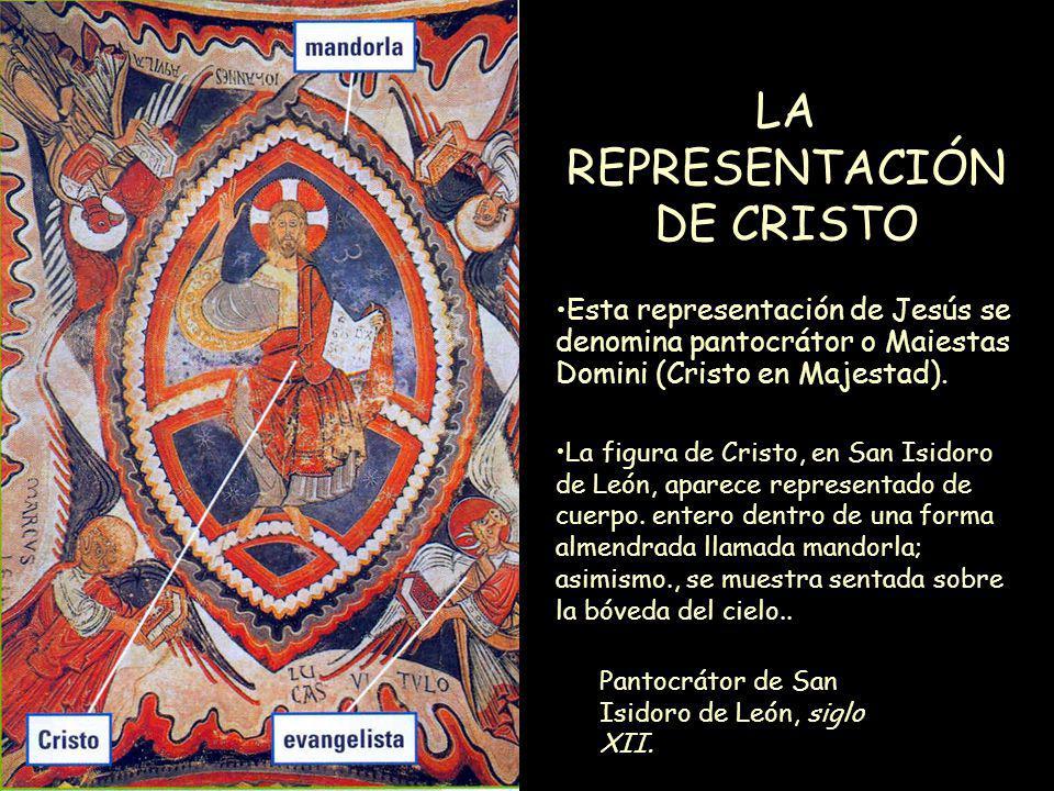 LA REPRESENTACIÓN DE CRISTO