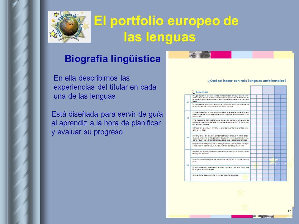 Biografía lingüística