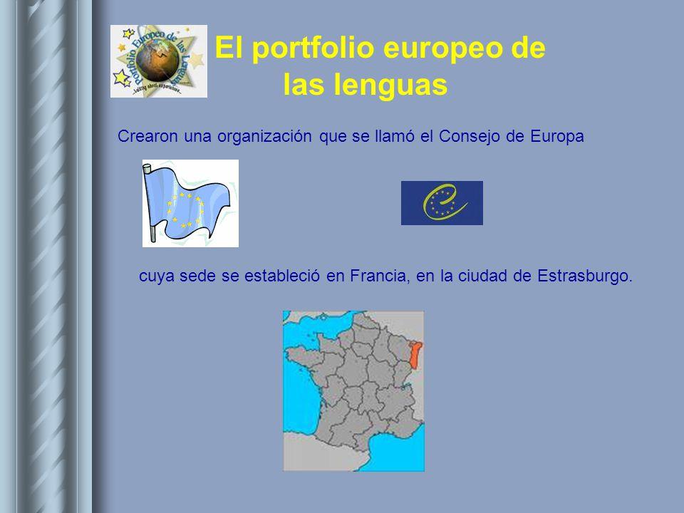 Crearon una organización que se llamó el Consejo de Europa