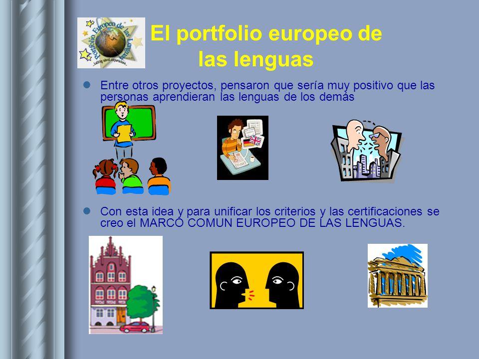 Entre otros proyectos, pensaron que sería muy positivo que las personas aprendieran las lenguas de los demás