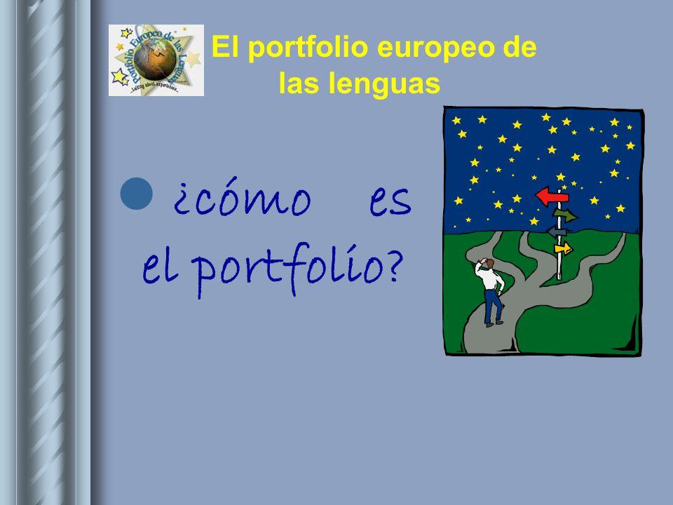 ¿cómo es el portfolio