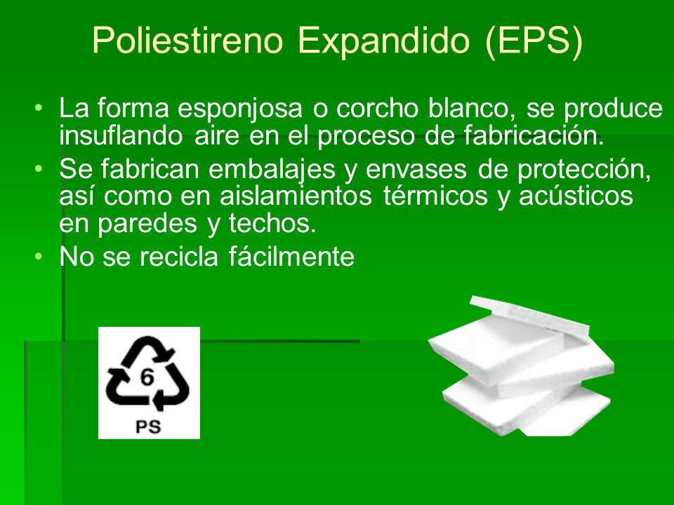 Poliestireno Expandido (EPS)