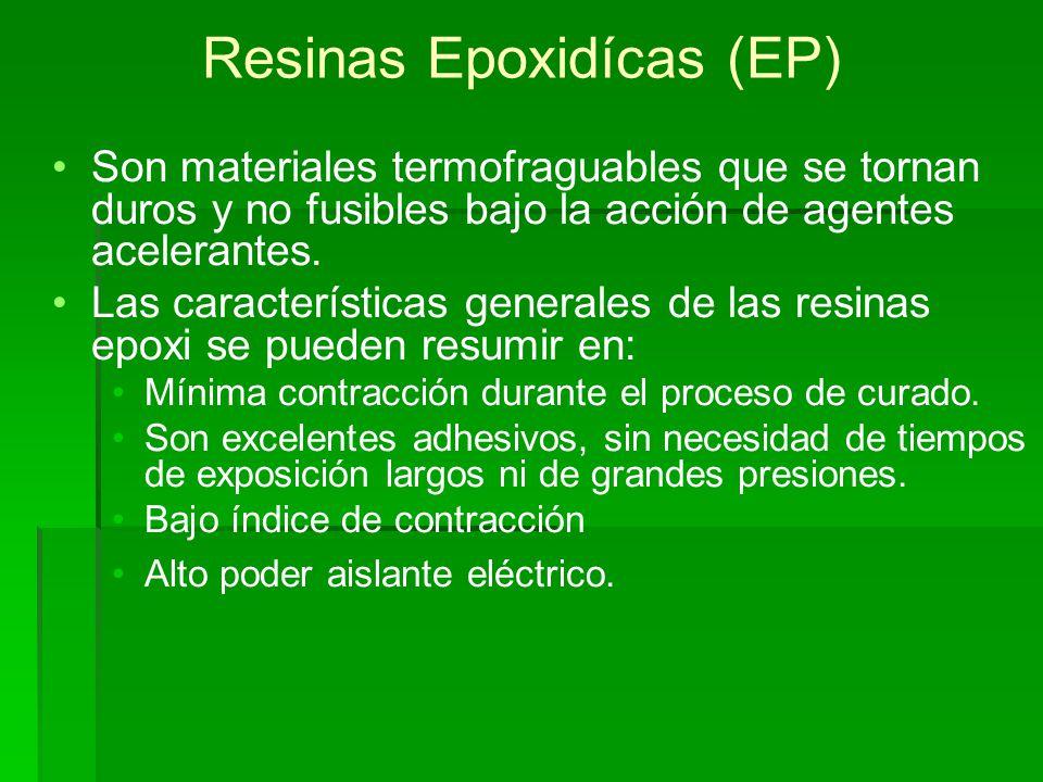 Resinas Epoxidícas (EP)