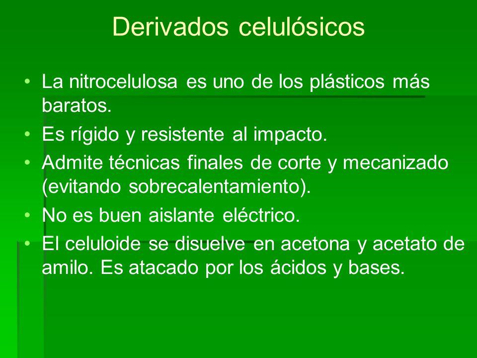 Derivados celulósicos