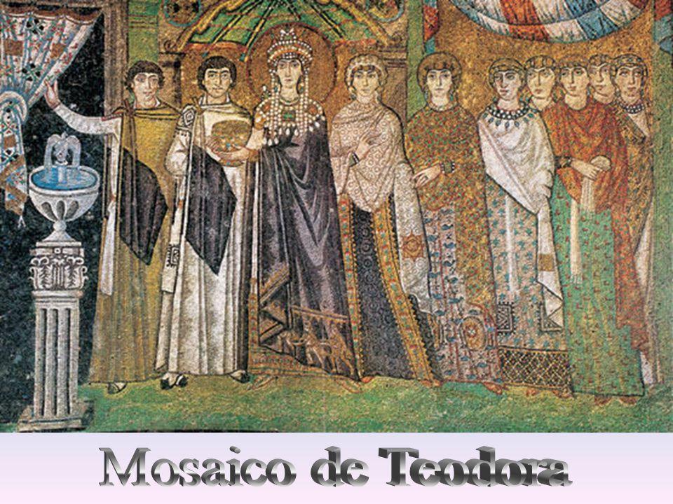 Mosaico de Teodora