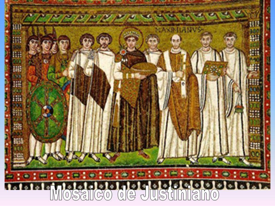 Mosaico de Justiniano