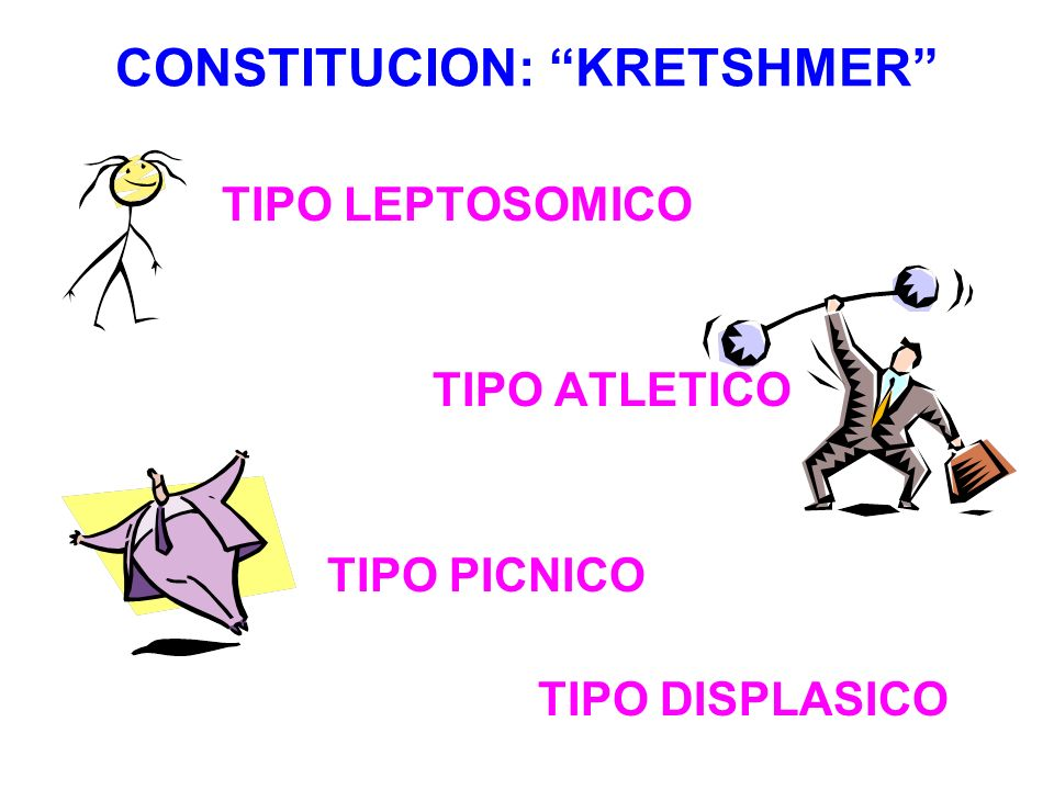 CONSTITUCION: KRETSHMER