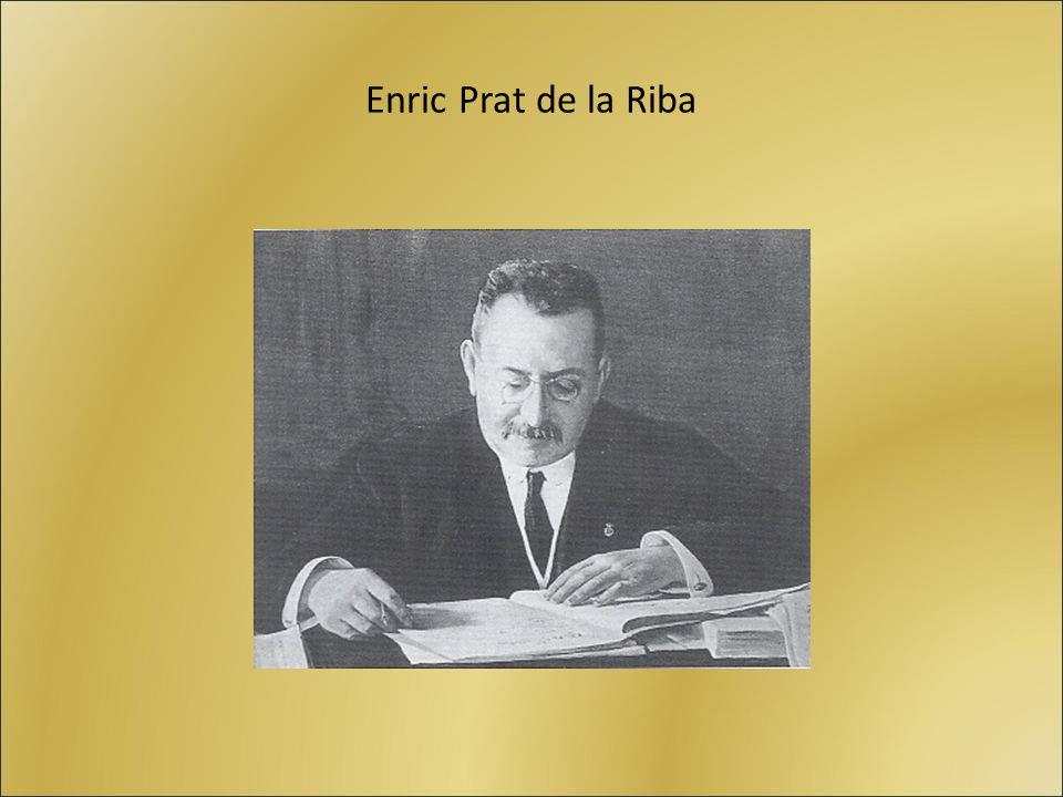 Enric Prat de la Riba