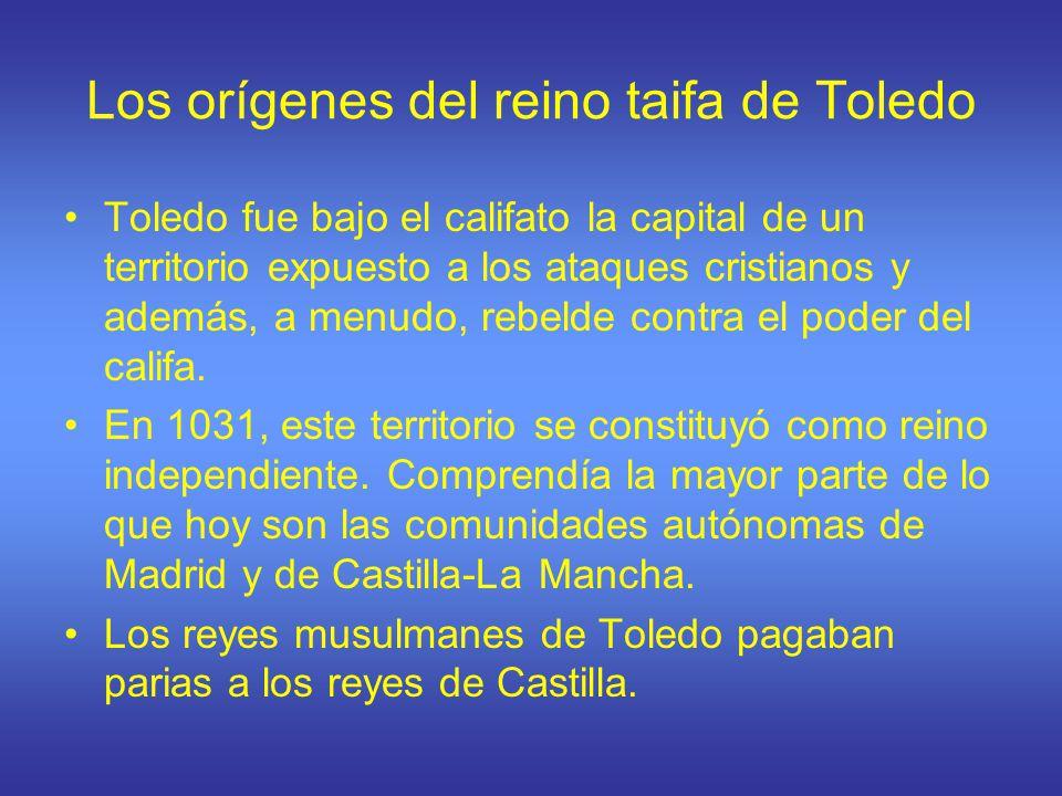 Los orígenes del reino taifa de Toledo