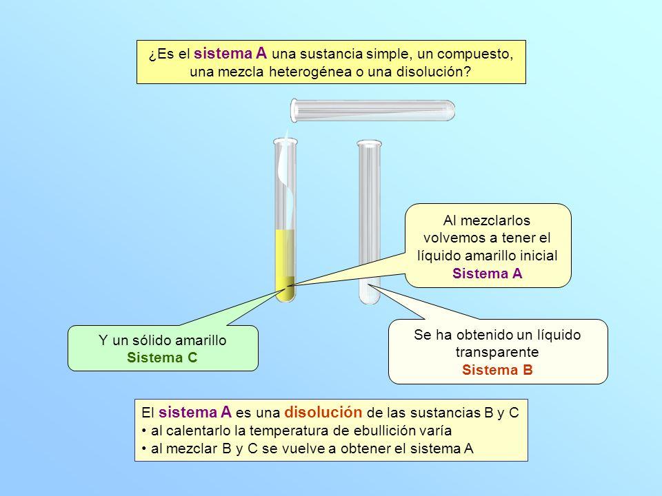 Sistema A Sistema B Sistema C