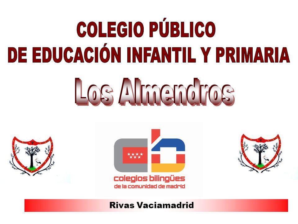 DE EDUCACIÓN INFANTIL Y PRIMARIA