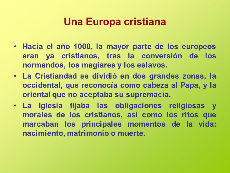Una Europa cristiana