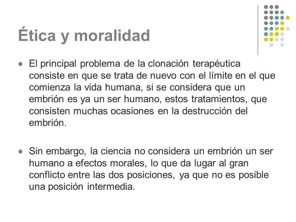 Ética y moralidad