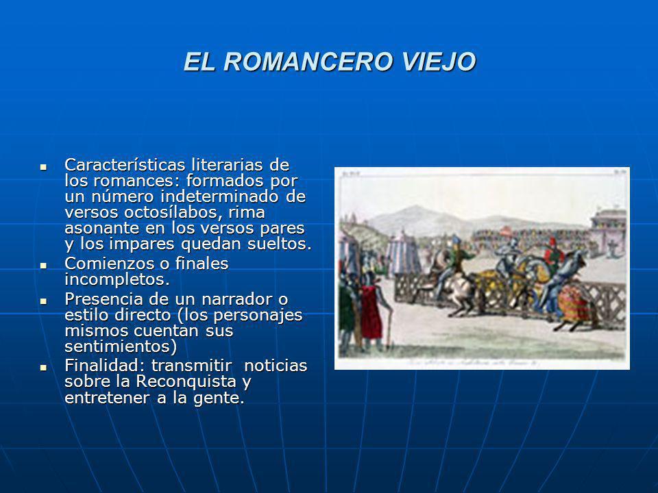 EL ROMANCERO VIEJO