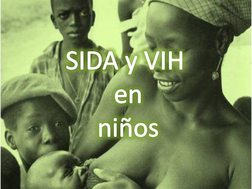 SIDA y VIH en niños
