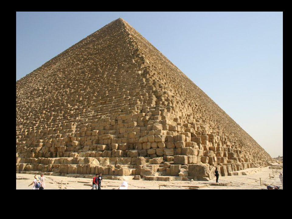 Pirámide de Keops. IV dinastía