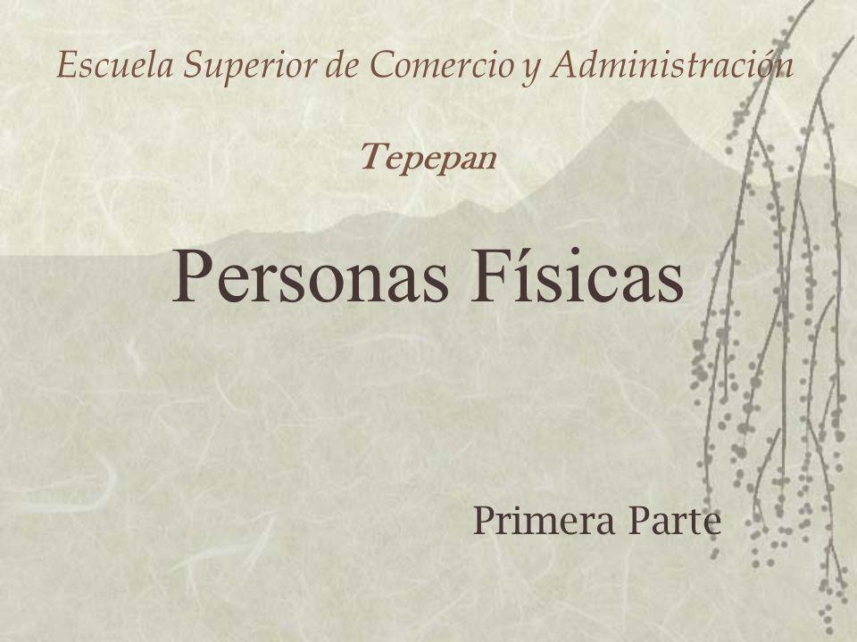 Escuela Superior de Comercio y Administración Tepepan