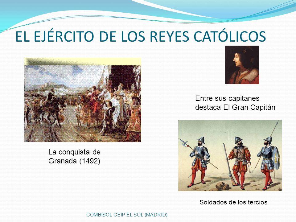 EL EJÉRCITO DE LOS REYES CATÓLICOS