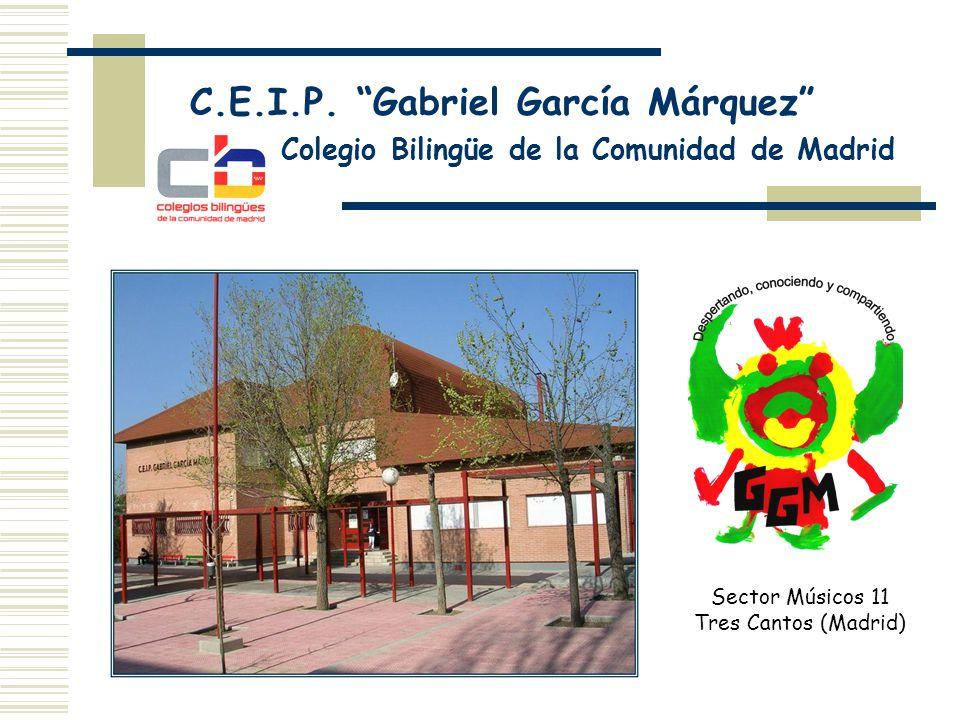 C.E.I.P. Gabriel García Márquez Colegio Bilingüe de la Comunidad de Madrid