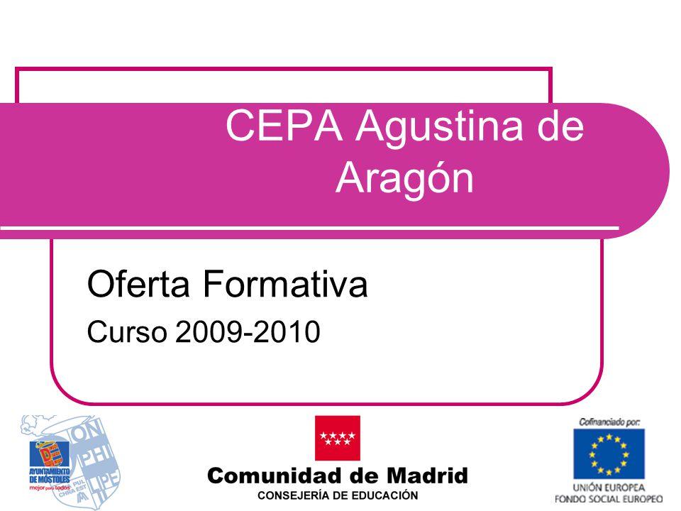 CEPA Agustina de Aragón