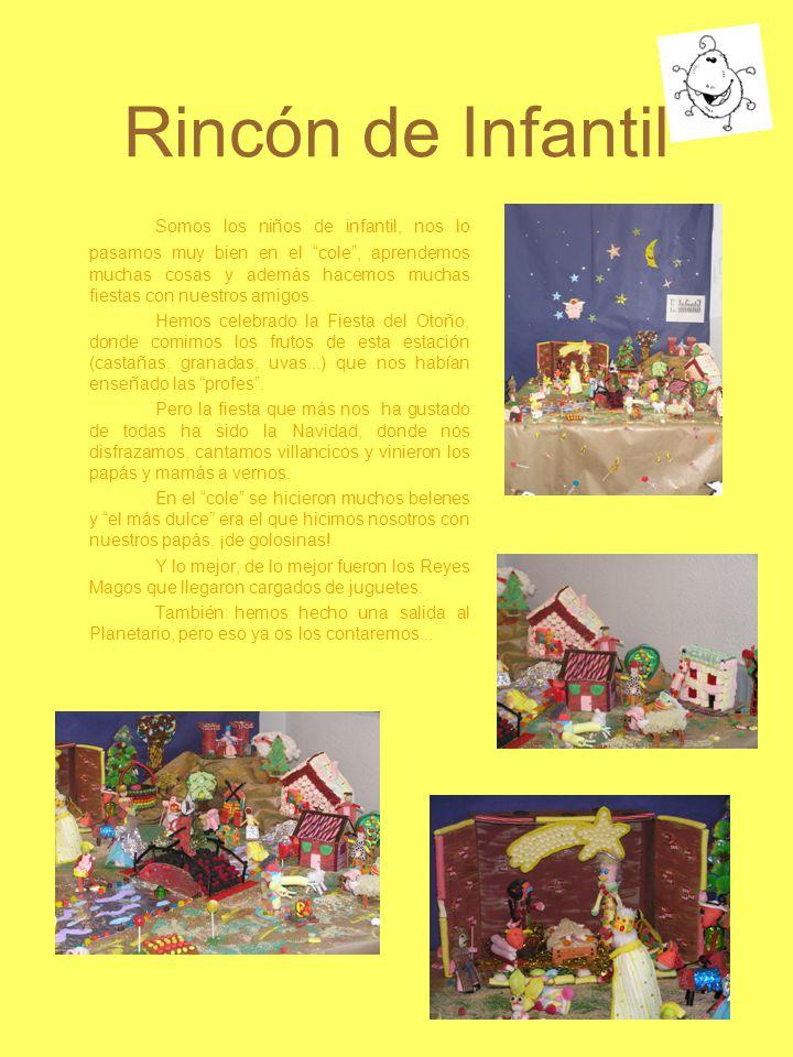 Rincón de Infantil