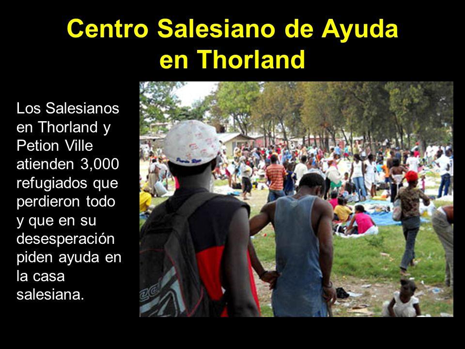 Centro Salesiano de Ayuda en Thorland