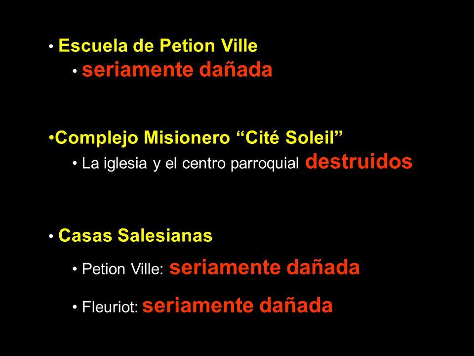 Complejo Misionero Cité Soleil