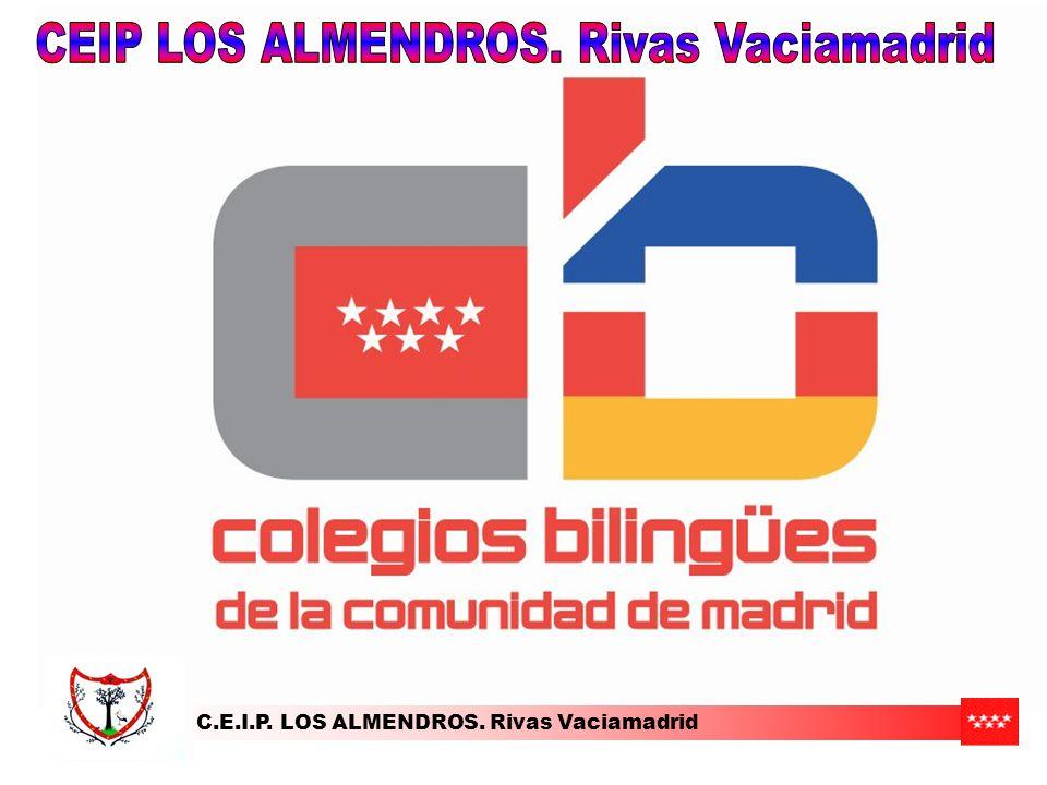 CEIP LOS ALMENDROS. Rivas Vaciamadrid