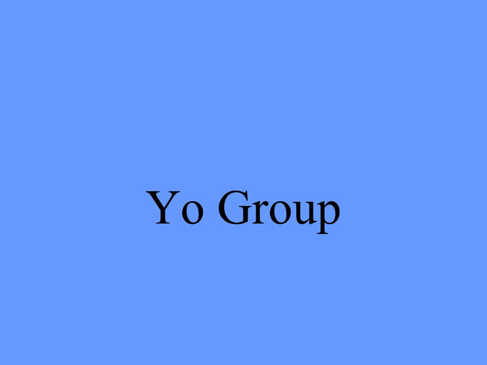 Yo Group