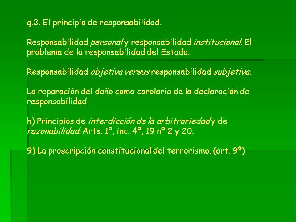 g.3. El principio de responsabilidad.