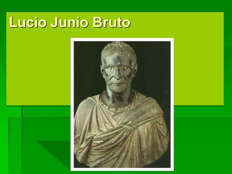Lucio Junio Bruto