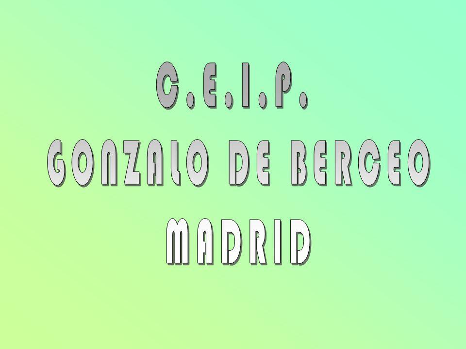 C.E.I.P. GONZALO DE BERCEO MADRID