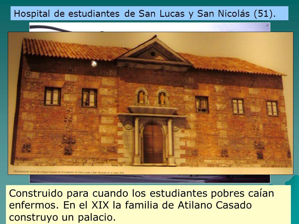 Hospital de estudiantes de San Lucas y San Nicolás (51).