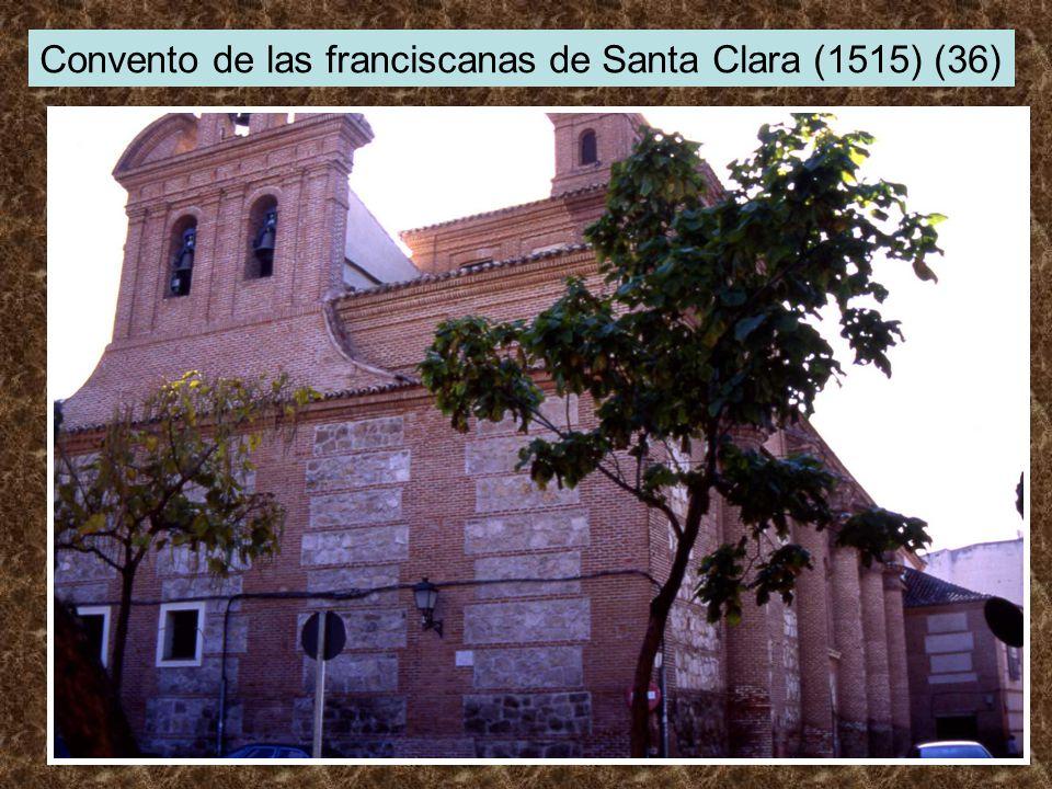 Convento de las franciscanas de Santa Clara (1515) (36)