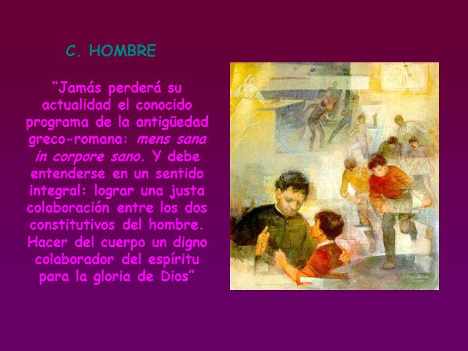 C. HOMBRE