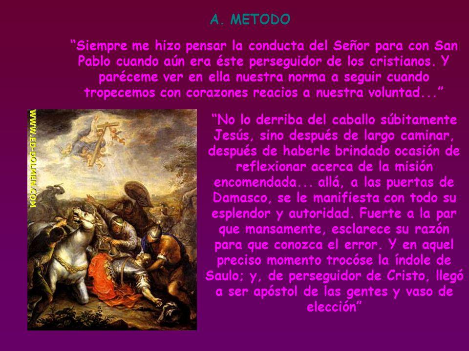 A. METODO