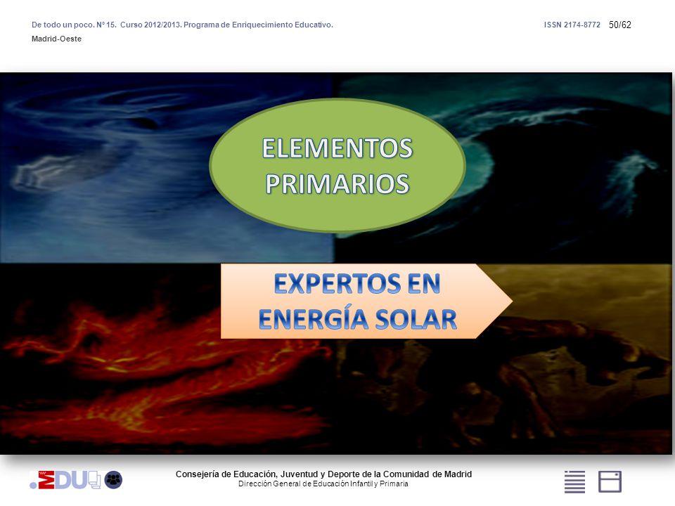 EXPERTOS EN ENERGÍA SOLAR