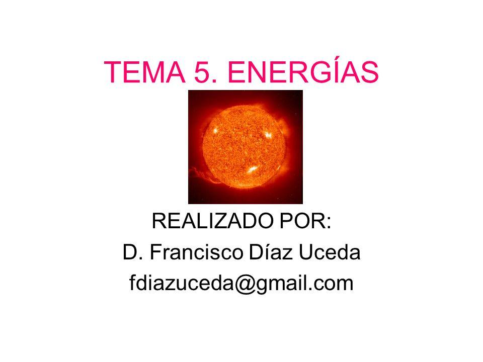 REALIZADO POR: D. Francisco Díaz Uceda fdiazuceda@gmail.com