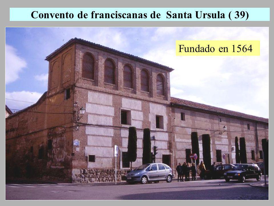 Convento de franciscanas de Santa Ursula ( 39)