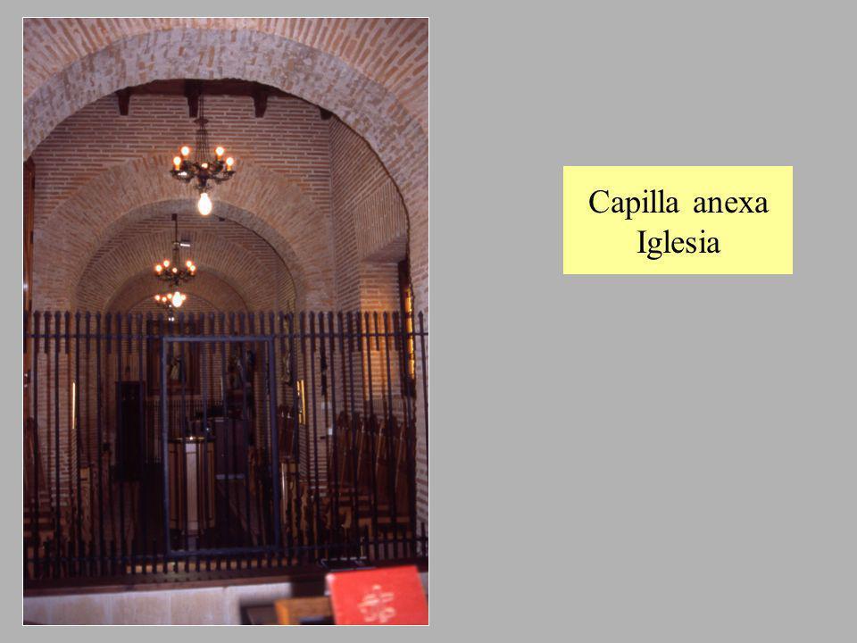 Capilla anexa Iglesia