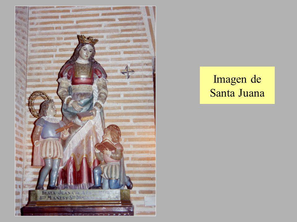 Imagen de Santa Juana