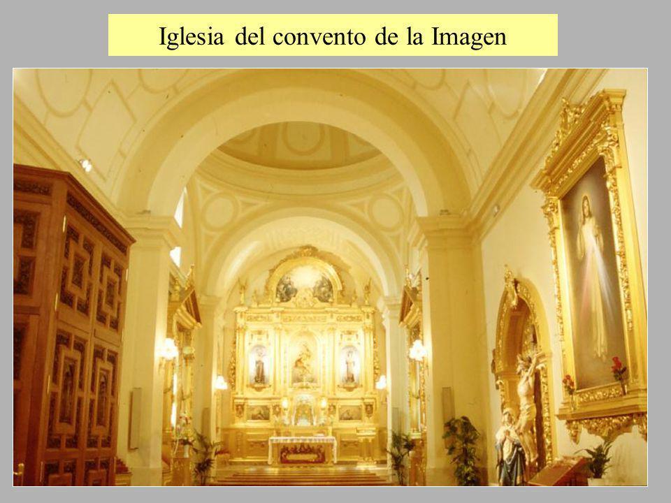 Iglesia del convento de la Imagen