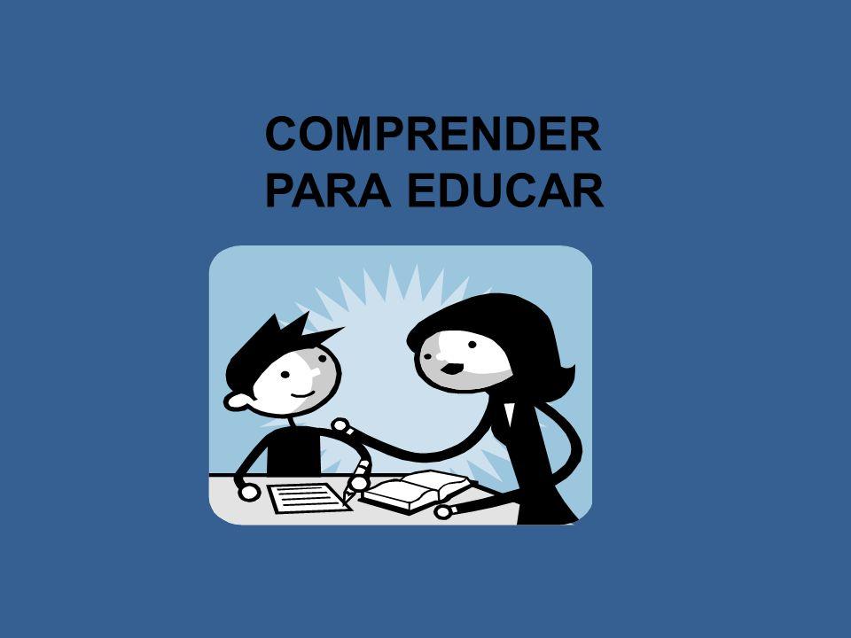 COMPRENDER PARA EDUCAR