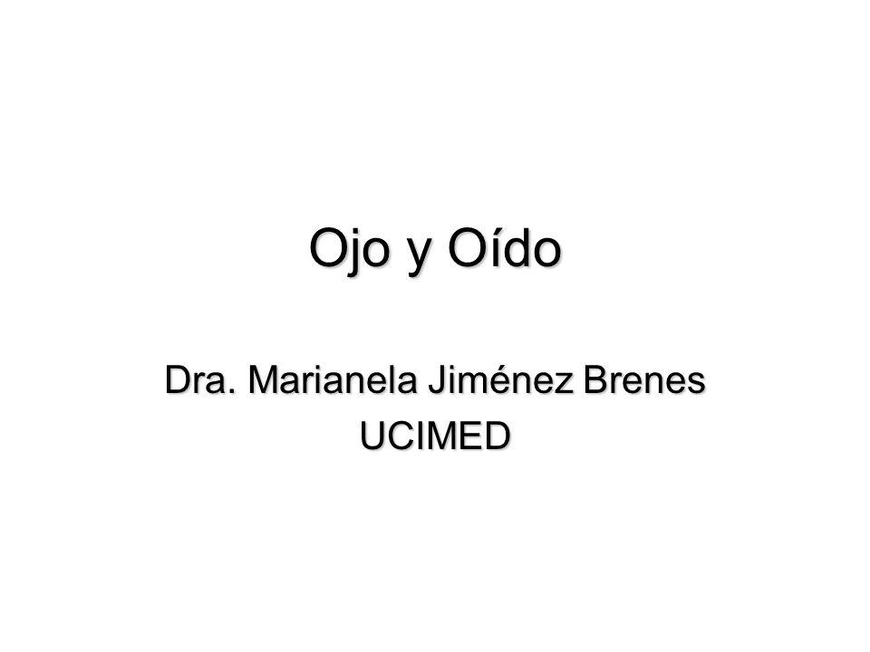 Dra. Marianela Jiménez Brenes UCIMED