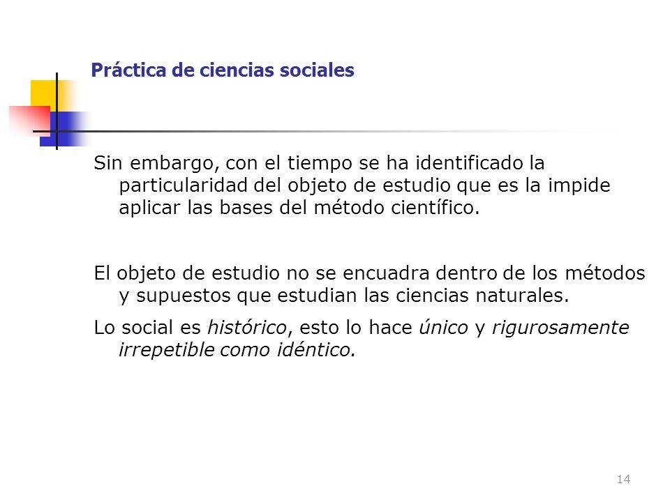 Práctica de ciencias sociales
